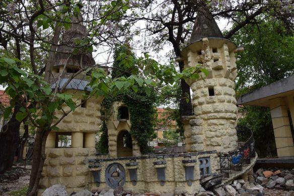 château Hôtel Parc Oradea Roumanie