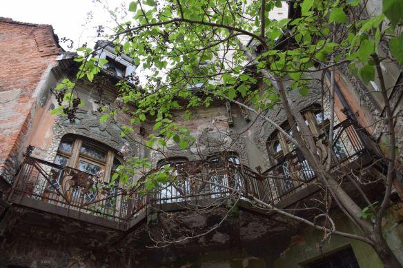 ensemble premier étage Hôtel Parc Oradea Roumanie
