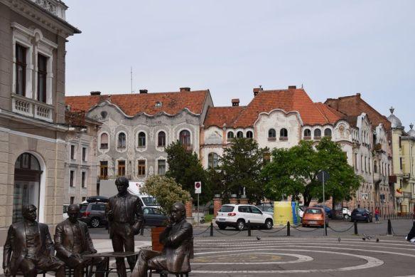 place Oradea Roumanie
