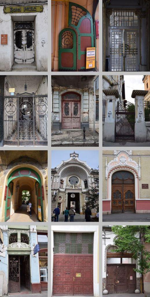 portes Oradea Roumanie