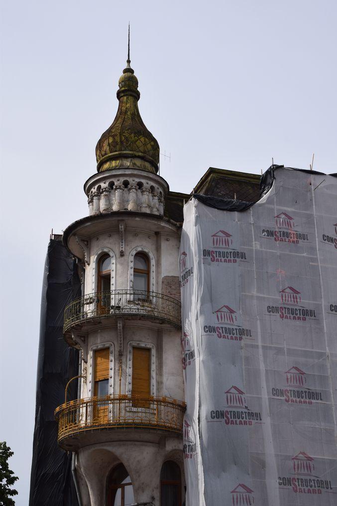 Maison Poynar Oradea Roumanie