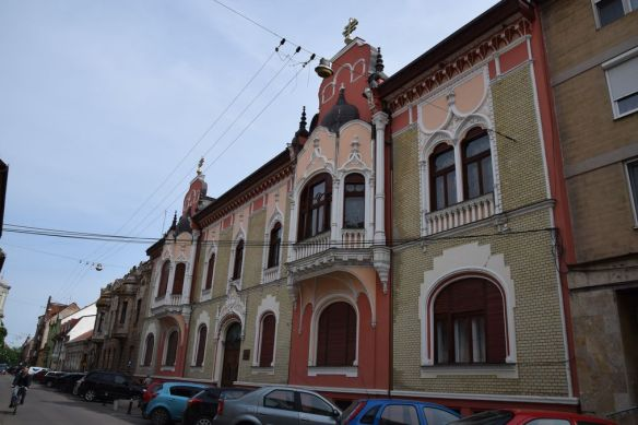 Palais Rimanoczy Oradea Roumanie