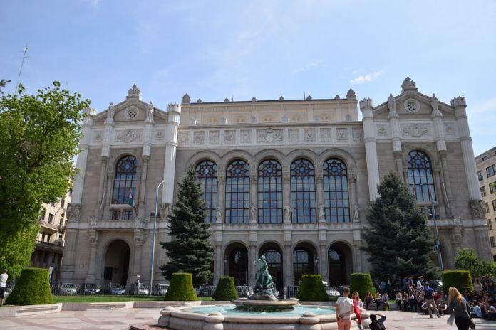 Vigado Budapest Hongrie Hungary