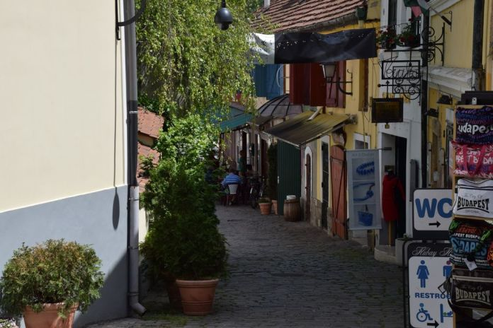 ruelle Szentendre Hongrie