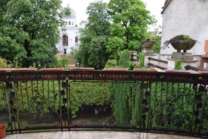 Synagogue Villa Darvas-Laroche Oradea Roumanie