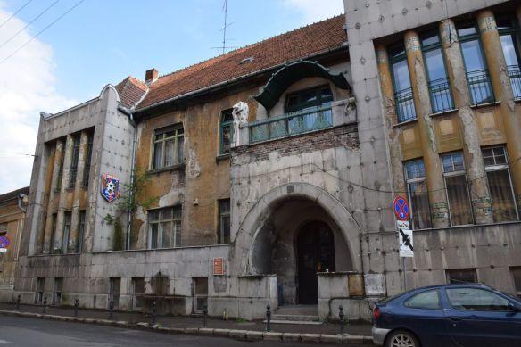 Villa Darvas Laroche Vago Oradea Roumanie