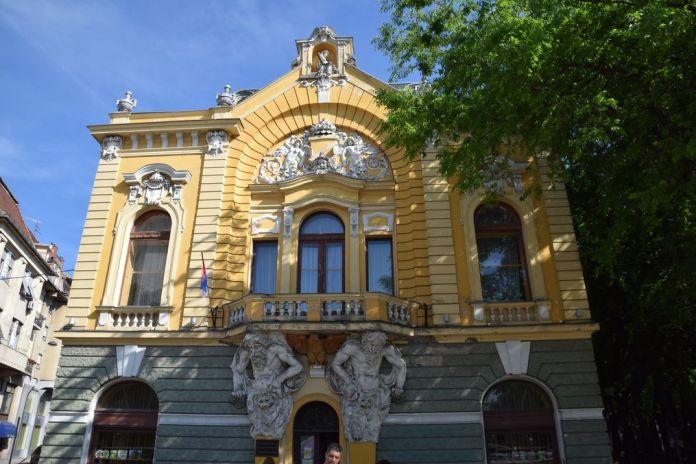 baroque Subotica Serbie