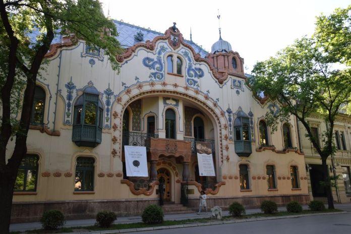 palais Raichel Subotica Serbie