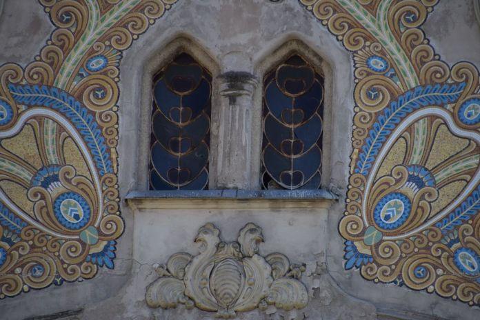 céramiques palais Grof Szeged Hongrie
