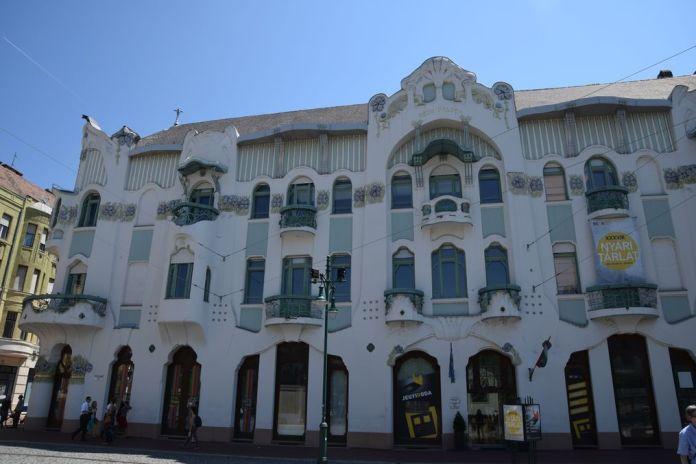 Palais Reok Szeged Hongrie