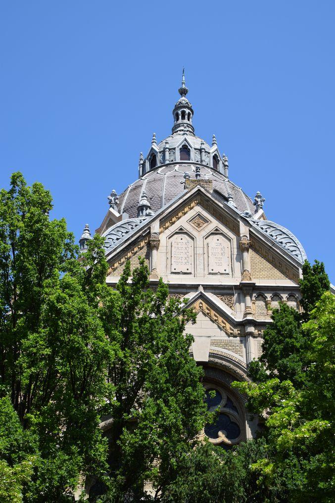 synagogue Szeged Hongrie