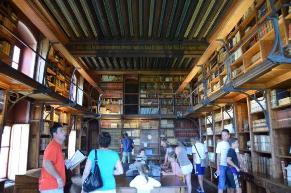 bibliothèque Abbadia Hendaye