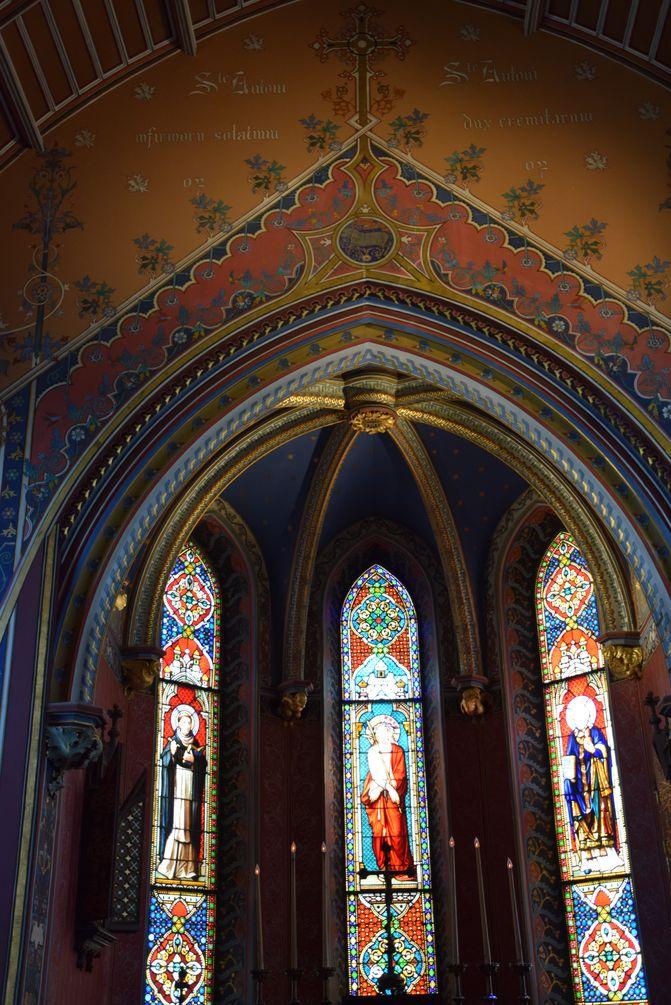 chapelle Abbadia Hendaye