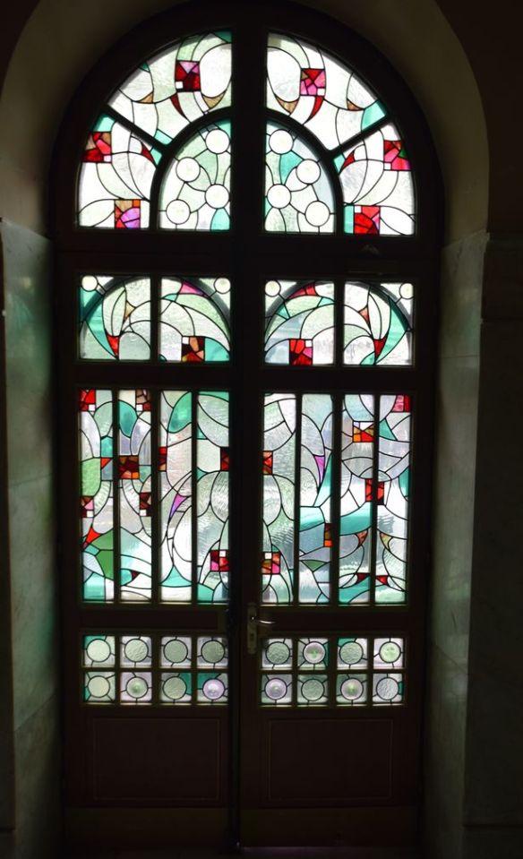 vitraux calle zubieta Saint-Sébastien Donostia