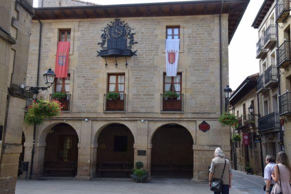 La Guardia Rioja mairie