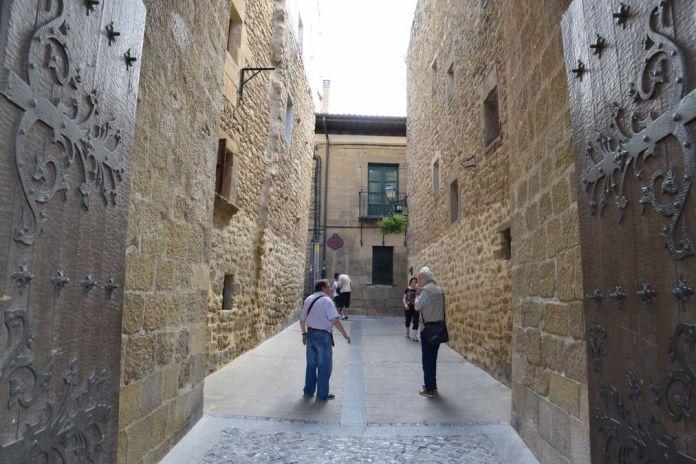 entrée La Guardia Rioja