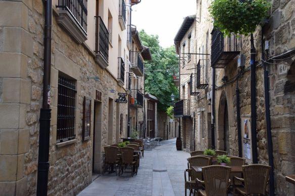 ruelle La Guardia Rioja