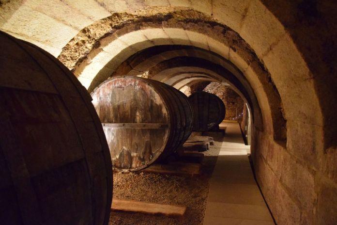 cave La Guardia Rioja