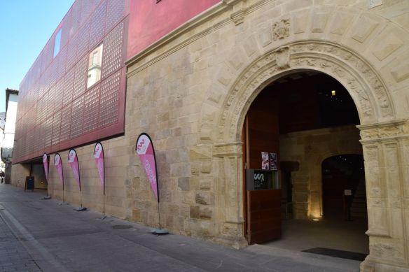 casier à bouteilles Logrono Rioja