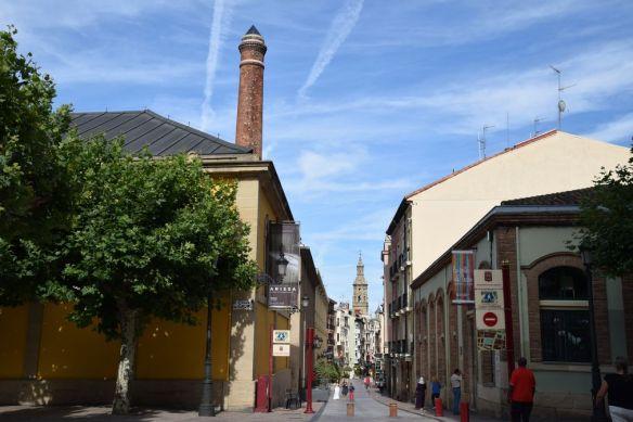 calle Portales Logrono Rioja