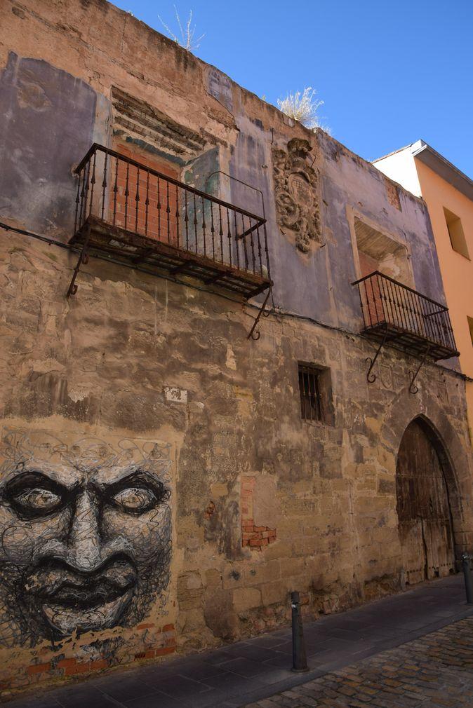 blason et tags Logrono Rioja