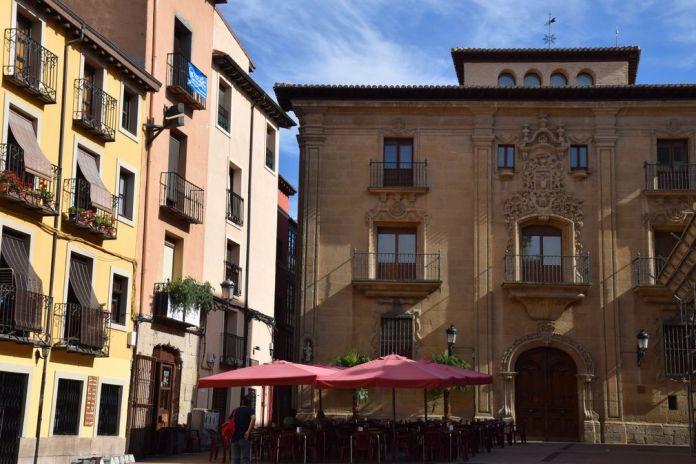palais espartera musée de la rioja Logrono