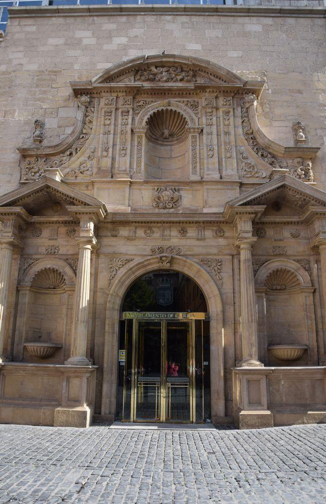 parlement de la Rioja Logrono