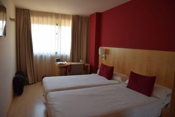 chambre Sercotel Logrono Rioja