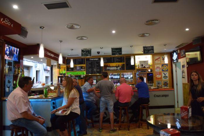 Taberna de Correos tapas Logrono Rioja