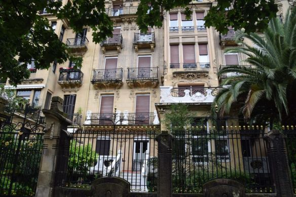 manuel Dominguez Barros calle prim Saint-Sébastien Donostia