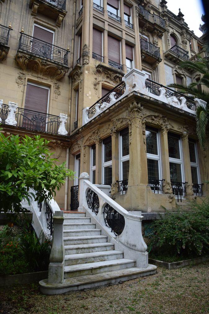 véranda calle prim Saint-Sébastien Donostia