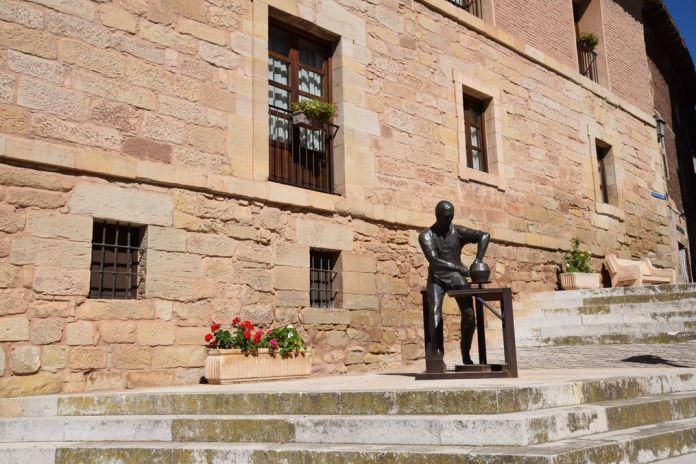 Naverrete La Rioja la ville des potiers