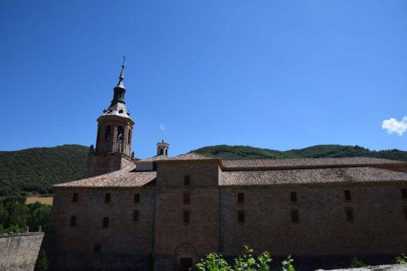bâtiment de yuso San Millan de la Cogolla La Rioja