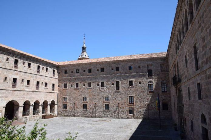 cour Yuso San Millan de la Cogolla La Rioja