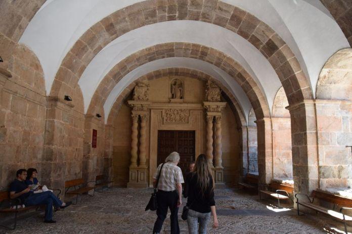 passage Yuso San Millan de la Cogolla La Rioja