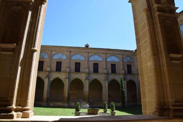 cloître Yuso San Millan de la Cogolla La Rioja