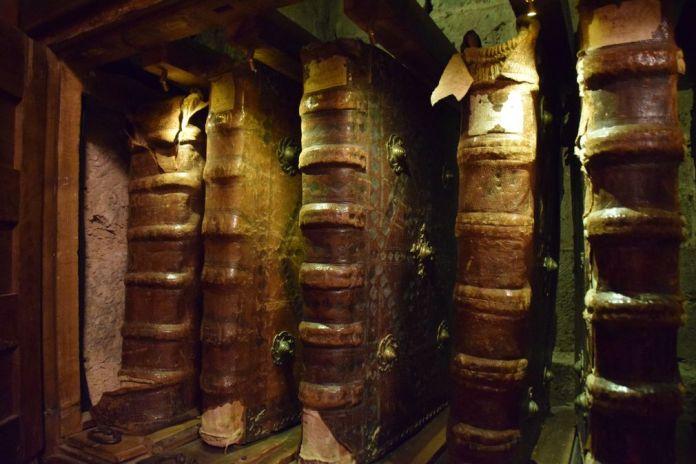 manuscrits Yuso San Millan de la Cogolla La Rioja