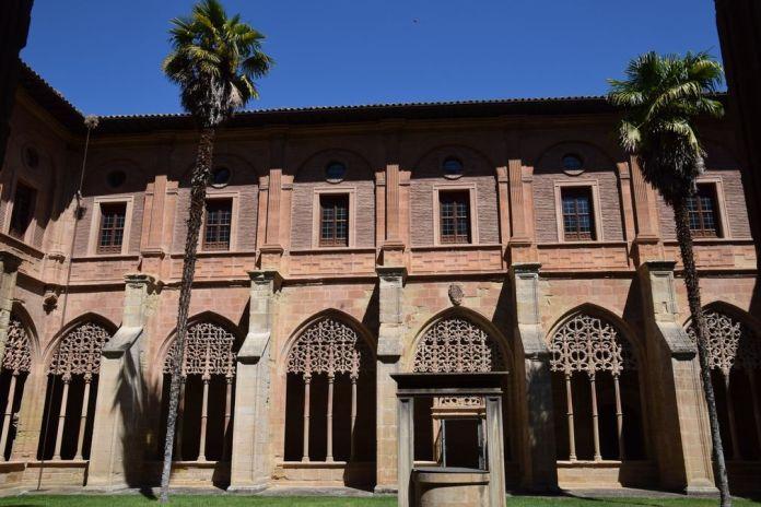 Santa Maria la Real Najera La Rioja
