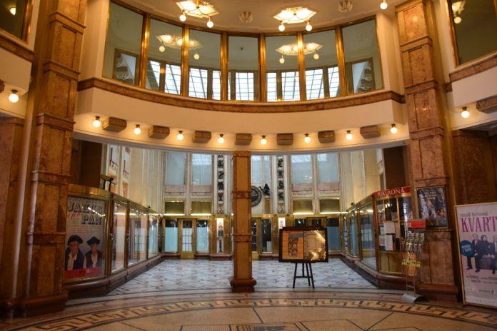 galerie palais Adria Prague