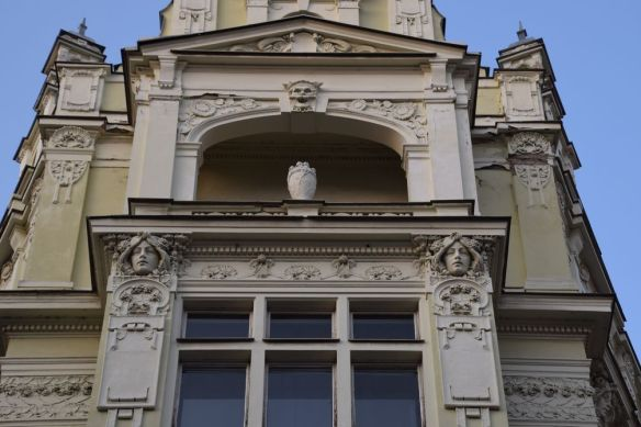 Art nouveau Dlouha prague