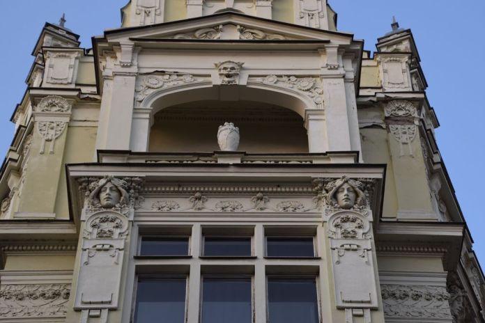 Art nouveau Dlouha prague