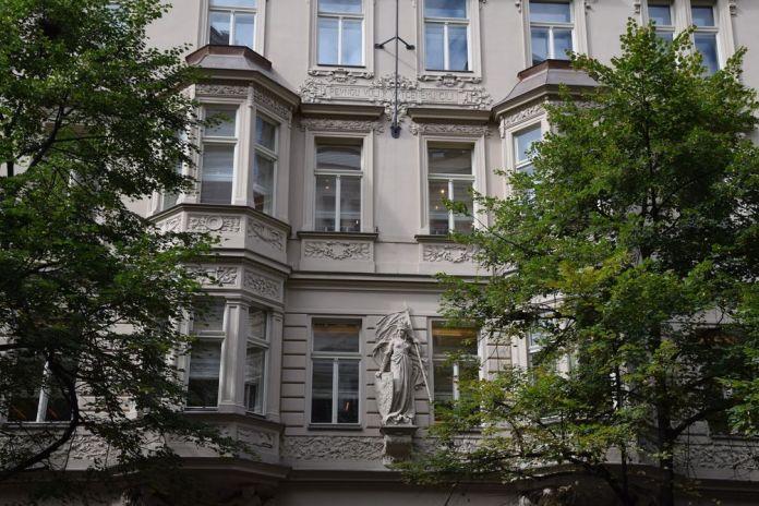 guerrière parizska Prague