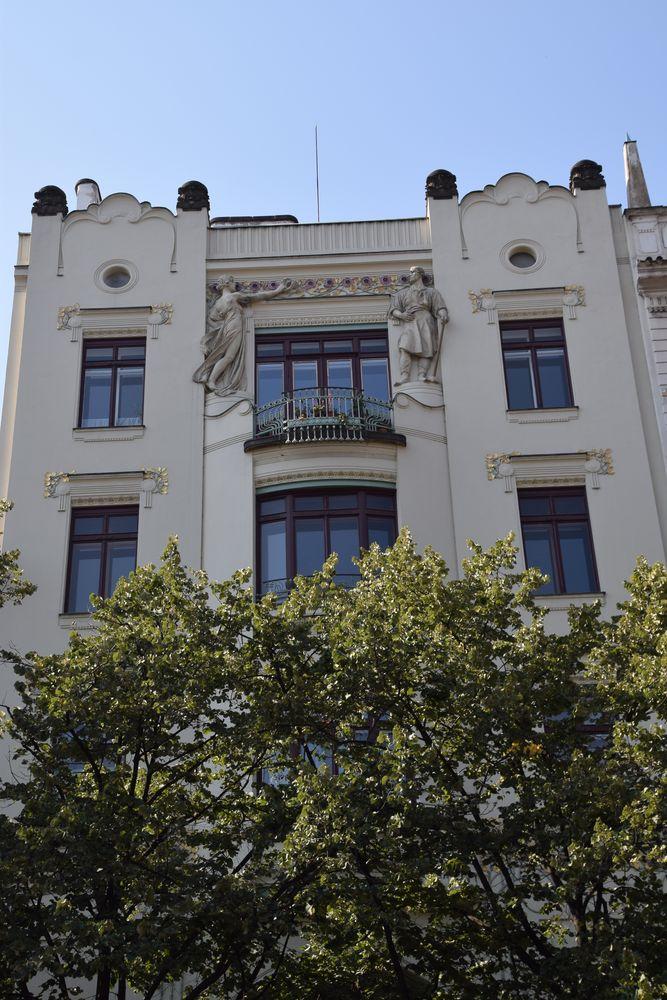 Vinceslas Kotera Prague Art nouveau
