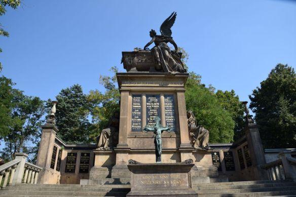 cimetière autre château Prague