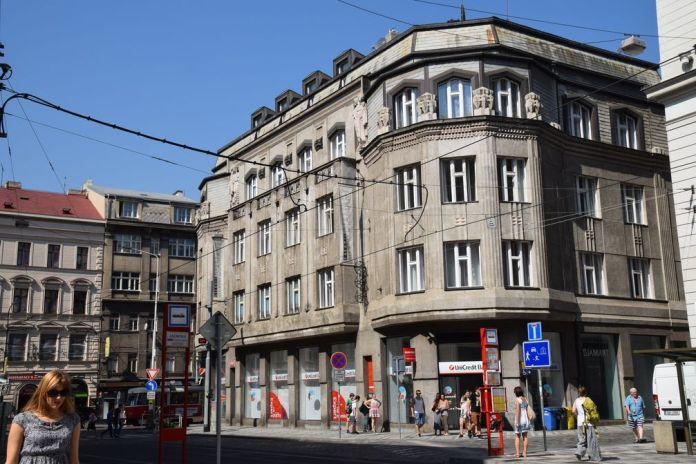 maisont diamant Prague