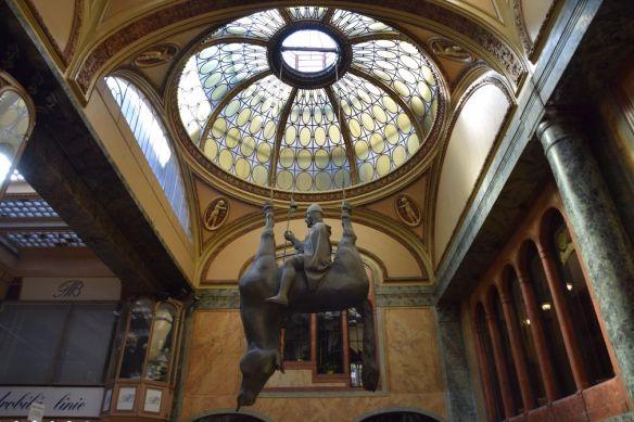 galerie Lucerna Prague