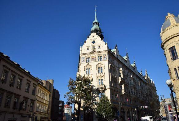 Hôtel Paris Prague