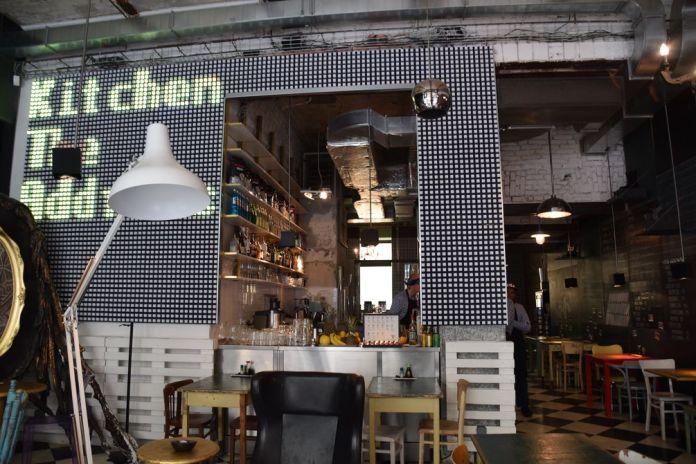 restaurant Kitchen Prague