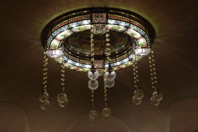 luminaire bar Maison municipale