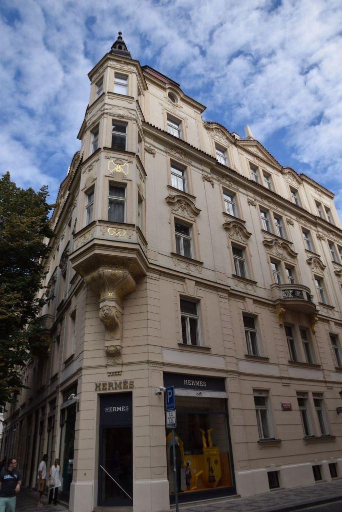 rue Parizska Prague